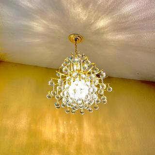 These lights are BRILLIANT ON YOUR Chandelier??