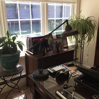 Excellent desk lamp.
