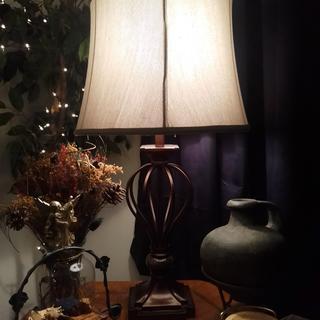 My beautiful Lamp