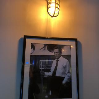 Add an Edison bulb for warm interior lighting!