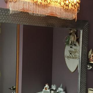 My New Cameo Light Fixture