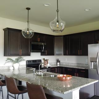 These pendants are absolutely gorgeous! They really upgraded my kitchen area. So pleased!!