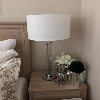 Just Beautiful! Love these lamps. Perfect for my guest bedroom. Great quality!
