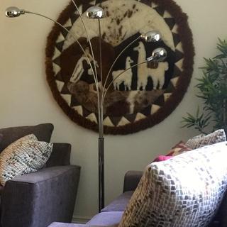 Lamp in my living room