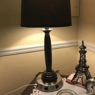 Loved my lamps. Touch base allows easy on/off. Best purchase ever. Bought one for each room!
