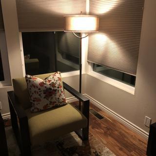 Love this living room light!