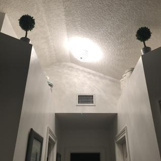 Angled ceiling delight