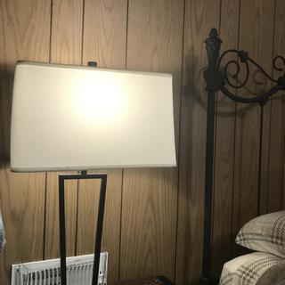 """Shown """"On"""" with a daylight bulb."""