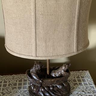Best Expedition Rustic Wood table lamp