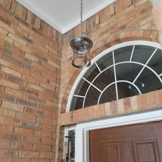 Love it. Every day, I can see my new beautiful lantern as I walk thru the house!