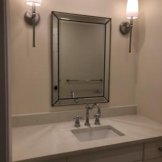Exactly as expected. Nice mirror!
