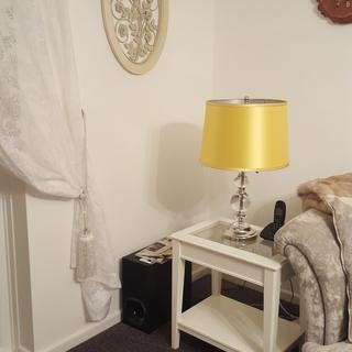 Beautiful lampshade, so pleased!!