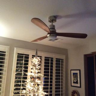 Love our new fan!