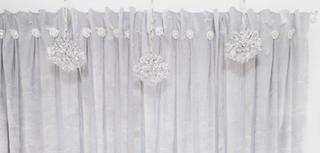 Crystal mini chandelier