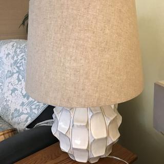 Short round lamp unlit