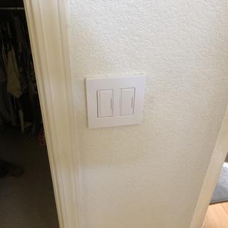 Included dimmer for led