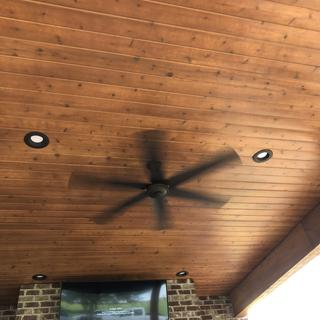 We love our fans!  The quality of the material and the bronze appearance is so awesome!