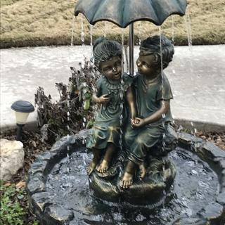 Installed Fountain