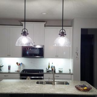 Love our new pendants!