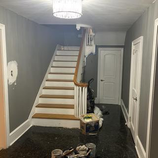 Illuminates my entryway very well. Will be very pleased once it's all done.