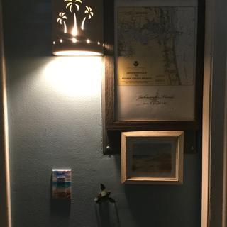 Just what I needed to brighten a dark hallway