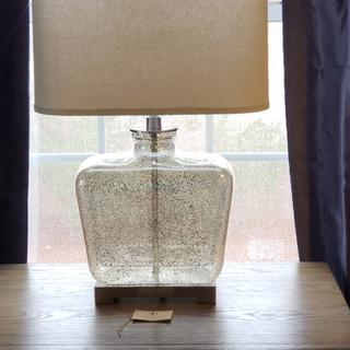 Natural light diminishes beautiful mercury glass : (