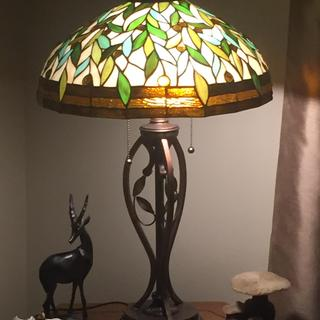 Love my lamps they are beautiful and well made!!