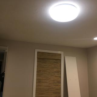 Great light source, bright but dimmable. Simple and minimal.
