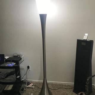 Possin Lamp in Living Room