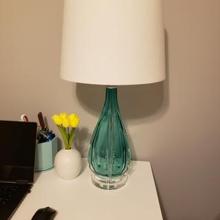 I love this lamp. Very pretty. I highly recommend ?