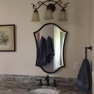 Utterly perfect Uttermost Mirror,