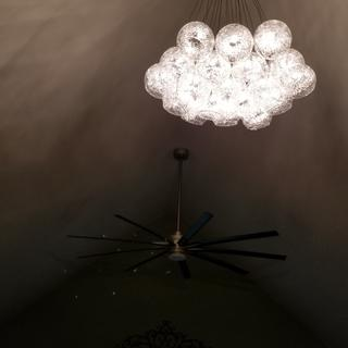 Great looking light. Not the easiest to install.