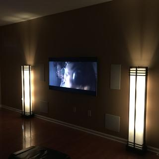 Living Room Mini-Theater
