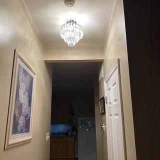 Contemporary Hall Light