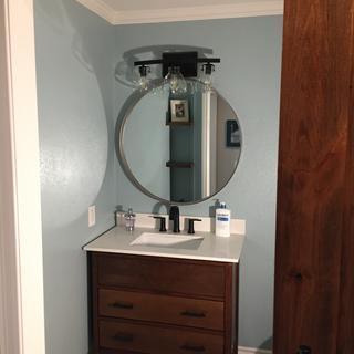 Very nice mirror