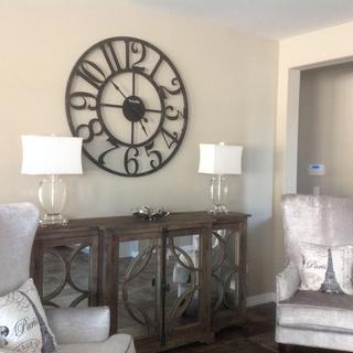 Beautiful wall clock.