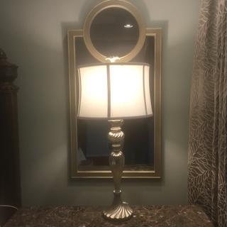 My lamps look beautiful in my bedroom!