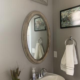 Mirror adds much needed dimension