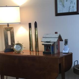 Small Tahoe Lamp