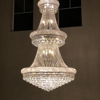 With white light (LED bulb on full power)