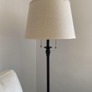 Top View of Lamp