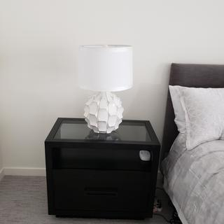 Absolutely Love this lamp and shade