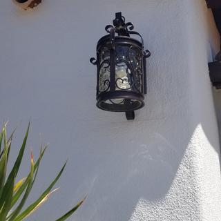 Very happy with the purchase! Looks great for Spanish style house.