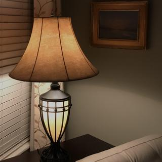 Such an elegant and quality lamp! I love it!!