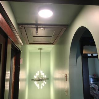 Hallway 8 inch