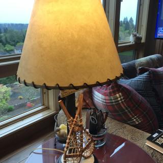 Love this lamp shade!!