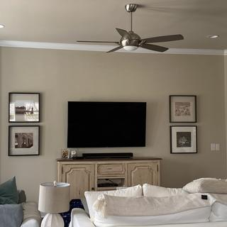 One of five planned installs in mu home.
