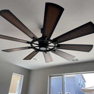 We loved the ceiling fan!! It's worth buying ??????