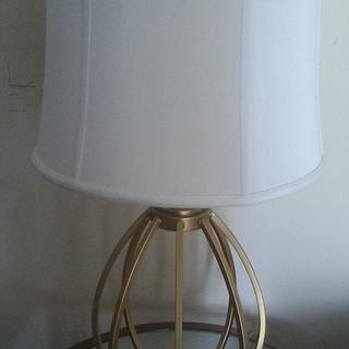 New shade from Lamps Plus