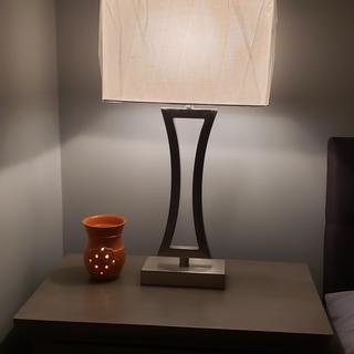 My second set of lamps from LAMPS PLUS!! Love them!! Best deals out there!